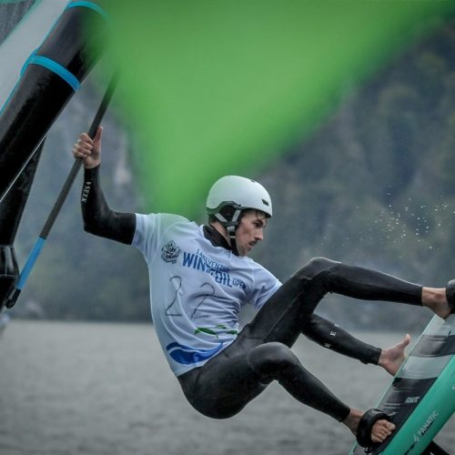 Wingfoil-Open am Traunsee